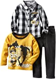 Little Rebels Boys 2-7 3 Piece Sk8 180 Pant Set