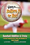 Ripleys Believe It or Not! Baseball Oddities & Trivia