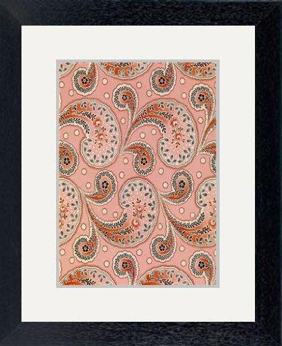 print-of-textile-design-for-the-trekhgornaya-manufaktura-1918-artist-anonymous-in-black-frame