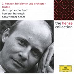 Henze: Tristan (1973) Preludes For Piano, Tapes And Orchestra - 2. Lament