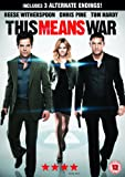 This Means War (DVD + Digital Copy)