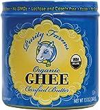 Purity Farm Organic Ghee, Clarified Butter, 13-Ounce