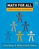 Math for All: Differentiating Instruction, Grade K-2 by Dacey, Linda Schulman, Salemi, Rebeka Eston (2007) Paperback