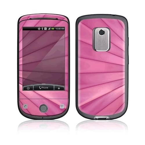 Pink Lines Decorative Skin Cover Decal Sticker for HTC Hero (Sprint) Cell Phone