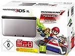 Nintendo 3DS XL - Konsole Silber/Schw...