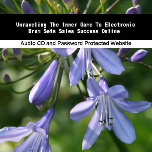 Unraveling The Inner Game To Electronic Drum Sets Sales Success Online