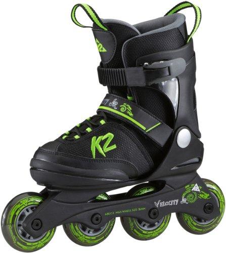K2 Inline Skates Velocity JR. Größe 35 - 40 Boy´s Jungen Inliner