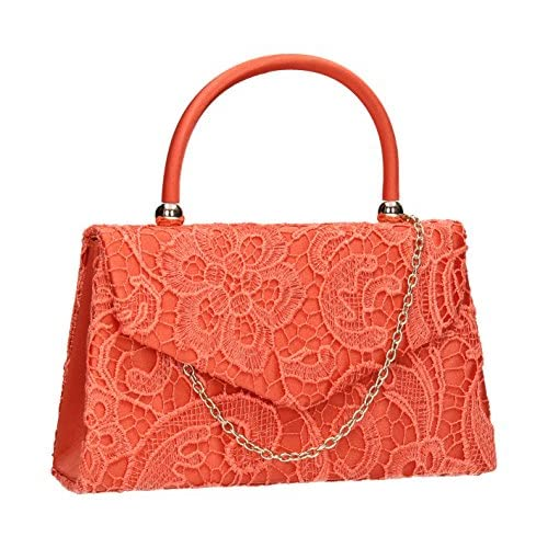 Kendall Lace <strong>Flapover< strong> Smart Elegant Ladies <strong>Clutch< strong> Evening Bag