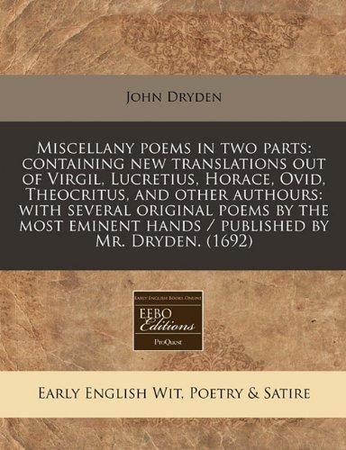 Lucretius essay