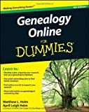 img - for Genealogy Online For Dummies by Matthew L. Helm (2011-01-11) book / textbook / text book