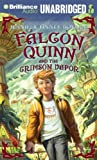 img - for Falcon Quinn and the Crimson Vapor book / textbook / text book