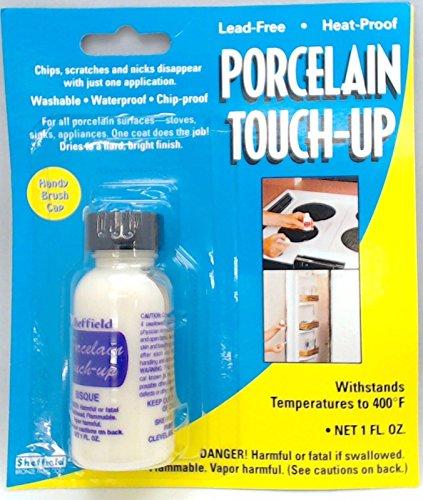 Porcelain, Heat-Proof, Appliance Touch-Up Paint, Bisque, 1440 (Bisque Appliances compare prices)
