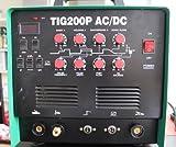 HST Alu Metall Schweißgerät TIG200P 200 Amp WIG TIG AC