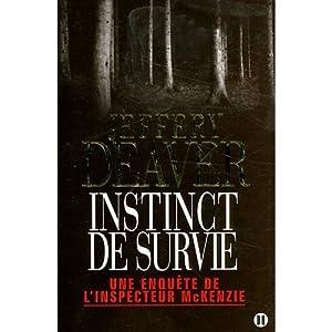 Instinct de survie : Une enquête de l'inspecteur McKenzie