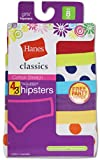 Hanes Girls 7-16 4 Pack Stretch Hipster
