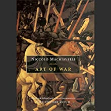 Art of War Audiobook by Niccolo Machiavelli Narrated by Victor Bevine