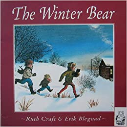 the winter bear picture lions ruth craft. Black Bedroom Furniture Sets. Home Design Ideas