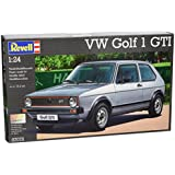 Revell Modellbau 07072 - Volkswagen Golf 1 GTI im Maßstab 1:24