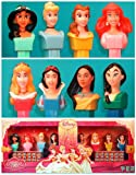 Disney Princess Pez Dispenser Collector Set Enchanted Tales