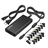 Outtag Universal Laptop AC Adapter Charger Power Cord Supply Ultra-Slim 18.5V/19V/19.5V/20V Self-regulation 65W Replacement for Dell Acer ASUS Lenovo IBM Samsung HP Compaq Toshiba Sony Fujitsu Gateway