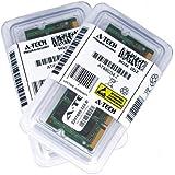 4GB 2x2GB DDR2-667 PC2-5300 RAM Memory Upgrade Kit For The Apple IMac 7 1 20-inch 2.0GHz MA876LL A Intel Core... - B00B162QN6