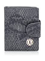 Lancaster Cartera Phyton Cards Holder (Gris)
