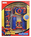 Sakar 3 PC. Spiderman Gift Set