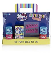 Hello Kitty London Party Nails Kit