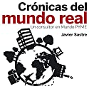 Crónicas del mundo real: Un consultor en Mundo PYME [Chronicles of the Real World: A Consultant to the SME World] Audiobook by Javier Sastre Martín Narrated by Alfonso Sales