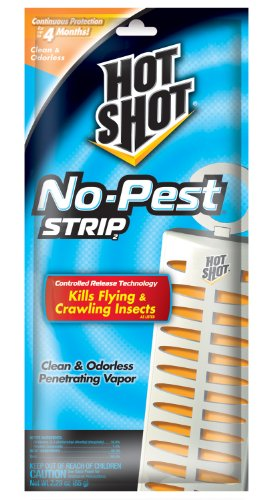 Images for Hot Shot 5580 No Pest Strip Unscented Hanging Vapor Insect Repellent