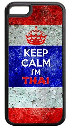 keep-calm-im-thai-print-design-black-plastic-apple-iphone-7-case-made-in-the-usa