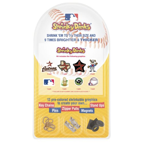 MLB Houston Astros Shrinky Dinks