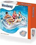 Bestway-Doppel-Luftmatratze-Designer-Lounge-216-x-178-cm