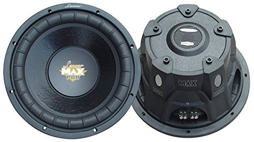 Pyle-Max-Pro-Dual-Subwoofer-381-cm-15-Zoll-2000-Watt-Kleingehuse-4Ohm