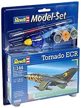 Revell - Maquette - Modèle Tornado Ecr - Echelle 1:144