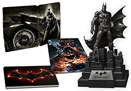 Batman Arkham Knight - Amazon.co.uk Exclusive Limited Edition (PS4)