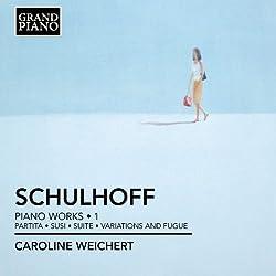 Schulhoff: Piano Works Vol 1 (Grand Piano: GP604)