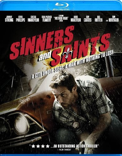 Sinners And Saints [Blu-ray] by ANCHOR BAY