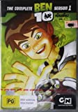 Ben 10 Season 1 (Cartoon Network) 2 Discs 13 Episodes 【海外版】