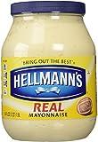 Hellmanns Real Mayonnaise - 64 oz. jar