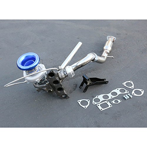 Honda Civic Si 2.0L High Performance 5pcs T04E Turbo Upgrade Installation Kit (Blow Off Valve For Honda Civic Si compare prices)
