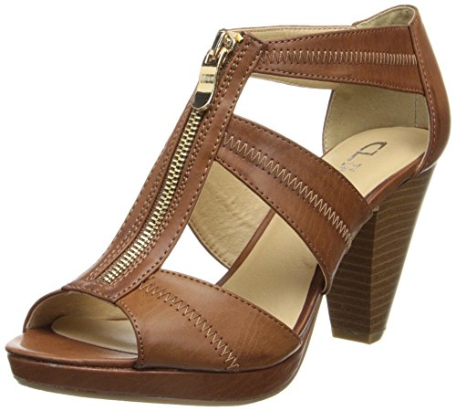 CL by Chinese Laundry Women's Willow Soft Burni Dress Pump,Rich Brown,6.5 M US