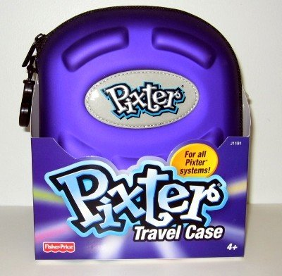 Pixter Travel Case - Violet - 1