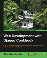 Web Development with Django Cookbook Front Cover