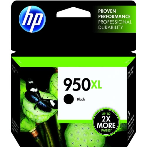 HP 950XL (CN045AN#140) Black Original Ink Cartridge
