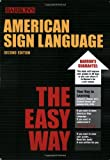 519wX6LqQ%2BL. SL160  American Sign Language The Easy Way