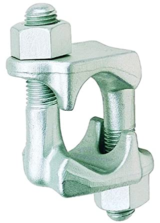 "Crosby 1010596 7/8"" Fist Grip wire rope clip galvanized"