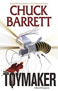 (FREE on 10/22) The Toymaker by Chuck Barrett - http://eBooksHabit.com