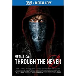Through the Never [Blu-ray]