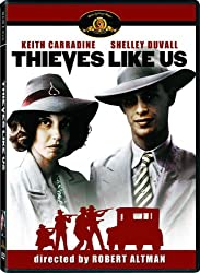 Thieves Like Us made by MGM (Video & DVD)
